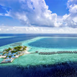 Aerial, Centara Ras Fushi Resort & Spa Maldives