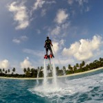 Flyboarding, The Sun Siyam Iru Fushi Maldives