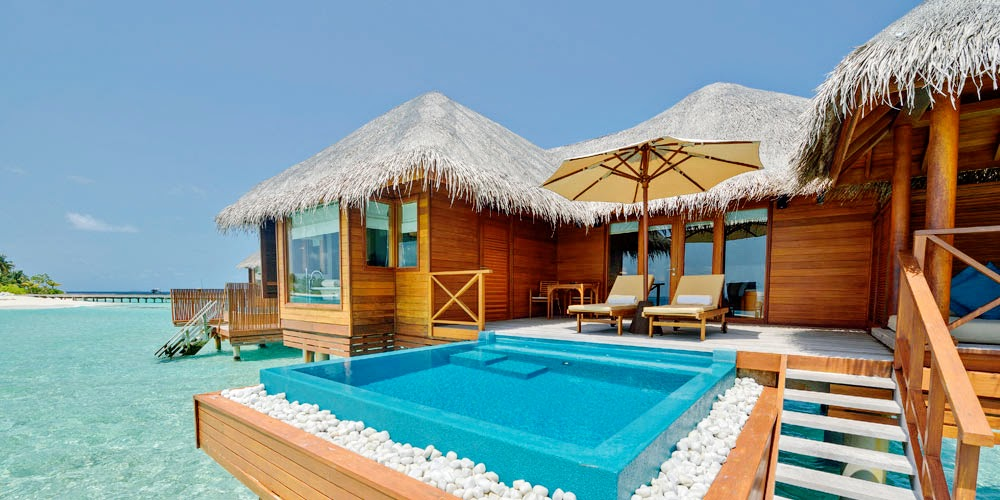 Lagoon Bungalow with Pool, PER AQUUM Huvafen Fushi
