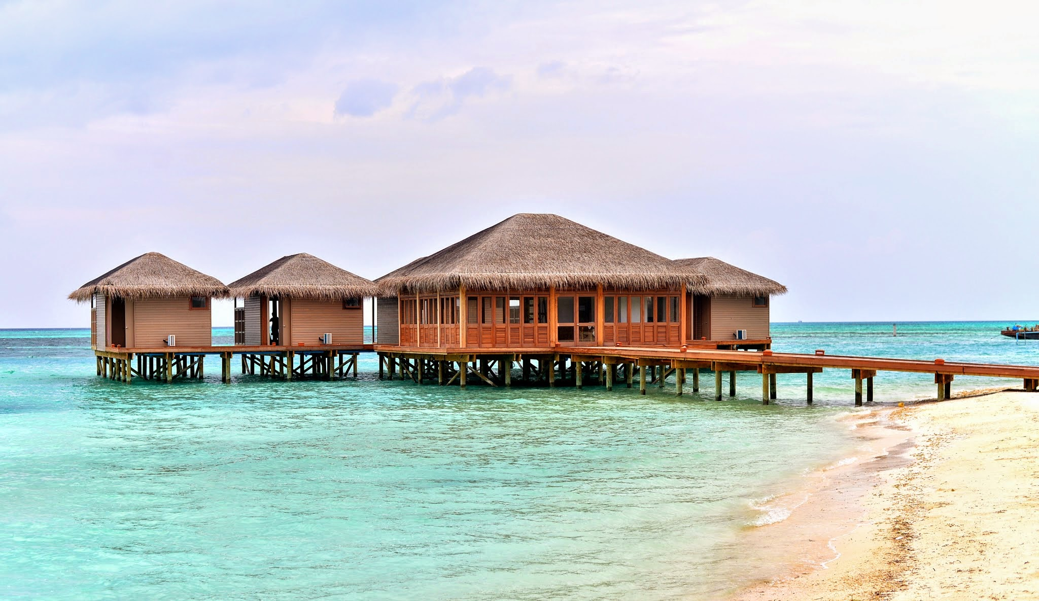 The Finolhu Villas