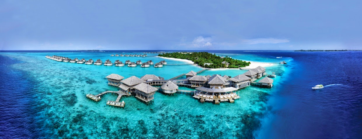 Panorama, Six Senses Laamu