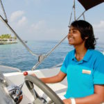 "Aishath Rizuna ""Rizu"", Maldives' first female boat Captain"