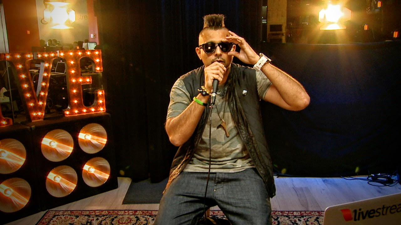 Pop/Dancehall/Reggae singer Sean Paul