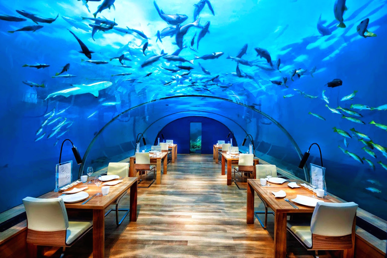 Ithaa Undersea Restaurant Celebrates 10th Anniversary Maldives