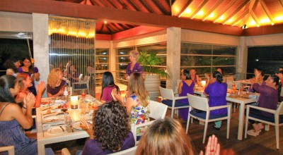 International Women's Day celebration, Kurumba Maldives