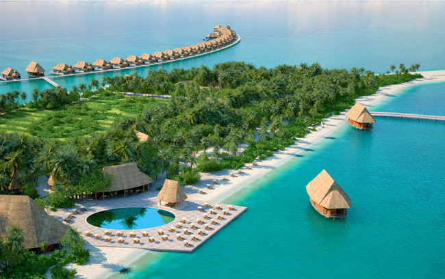 Keong Hong's Maldives Two Resorts To Be Managed By Accor