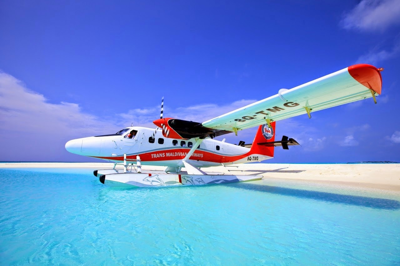 Seaplane, Trans Maldivian Airways