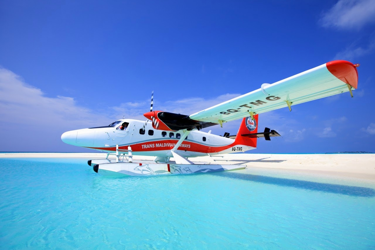 Seaplane, Trans Maldivian Airways 1