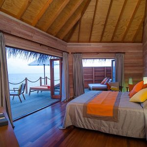 2-Bedroom Overwater Suite, Mirihi Island Resort
