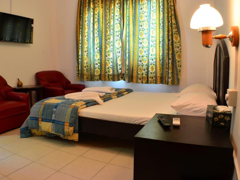 Double bed Rip Tide Vacation Inn Maldives