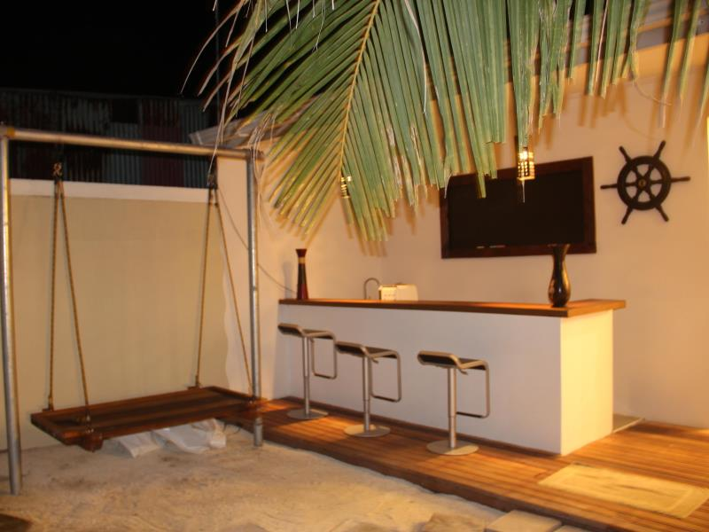 Swing area - Cokes Beach House