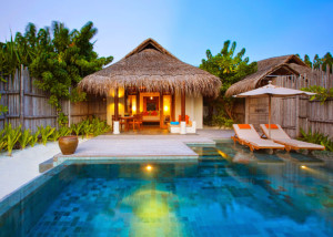 Anantara Pool Villa, Anantara Dhigu Resort & Spa