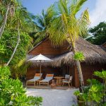 Beach Villa, Mirihi Island Resort