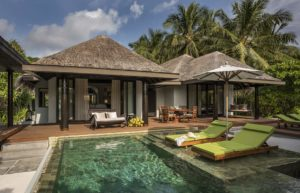Family Beach Pool Villa, Anantara Kihavah Maldives Villas