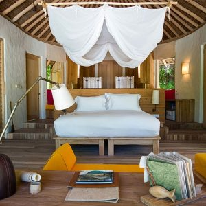 Family Villa with Pool, Six Senses Laamu Maldives