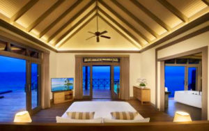 Grand Water Two Bedroom Suite with Private Infinity Pool, JA Manafaru