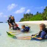 Kuramathi Maldives, Water excursions