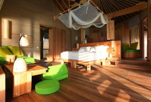 Laamu Water Villa, Six Senses Laamu