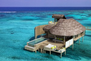 Laamu Water Villa with Pool, Six Senses Laamu