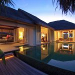 Naladhu Maldives - Beach or Ocean House living area