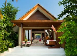 Beach Villa, Niyama Private Islands Maldives
