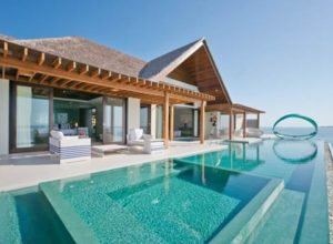 One Bedroom Ocean Pool Pavilion, Niyama Private Islands Maldives