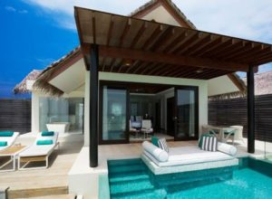Water Pool Villa, Niyama Private Islands Maldives