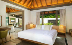 One Bedroom Beach Suite with Private Infinity Pool, JA Manafaru