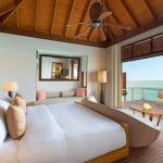 Deluxe Over Water Bungalow, Anantara Veli Resort & Spa