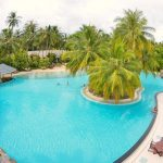 Pool, Veligandu Island Resort