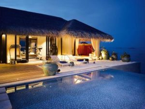 Romantic Pool Residence, Velaa Private Island Maldives