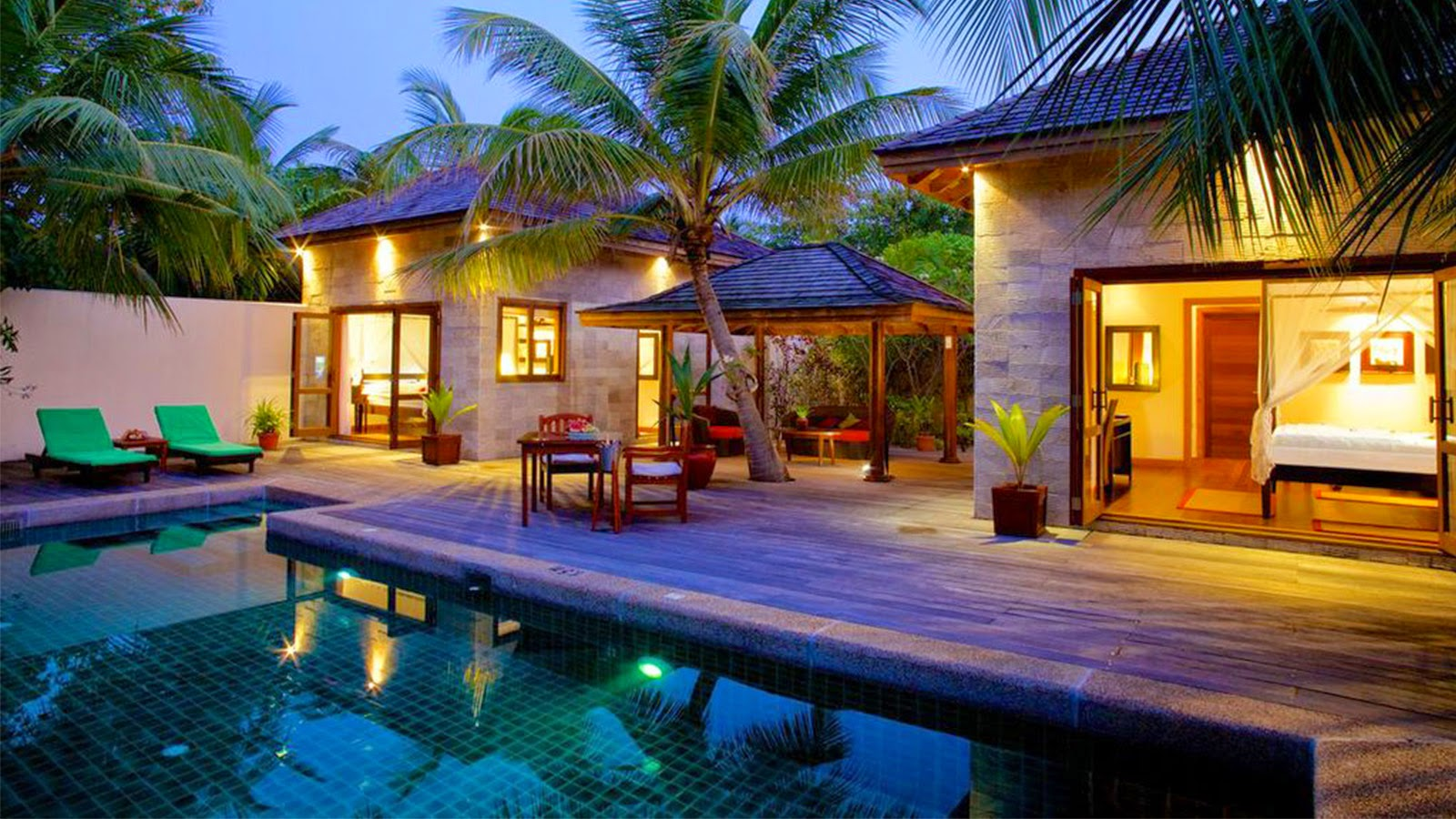 Luxury Pool Villas Maldives: Kuredu Maldives Resort & Spa- Maldives