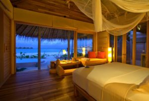 Two-Bedroom Lagoon Beach Villa with Pool, Six Senses Laamu