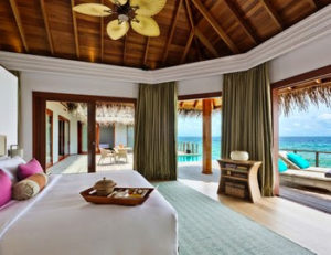 Two-Bedroom Ocean Pavilion, Dusit Thani Maldives
