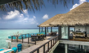 Two Bedroom Over Water Residence, Anantara Kihavah Maldives Villas