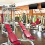 W maldives gym
