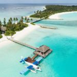 niyama private islands maldives seaplane