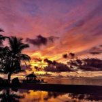 niyama private islands maldives beach sunset