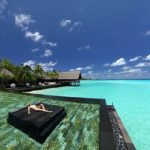 one and only reethi rah, pool by ocean
