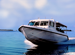 speed boat transfers