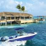 velaa private island speedboat