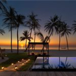 one and only reethi rah, sunset pool