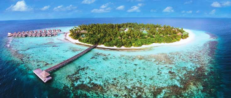 Outrigger Konotta Maldives Resort Announces Enticing Special Opening Rates