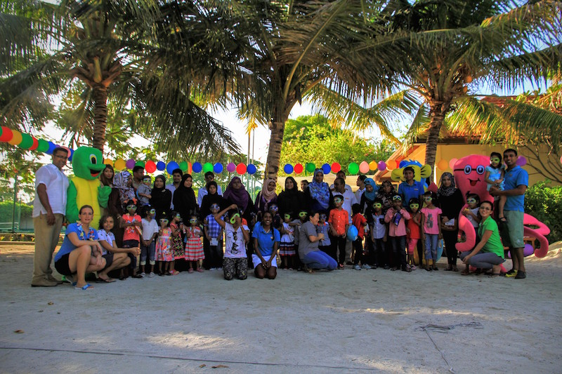 Kurumba Maldives Celebrates International Children's Day