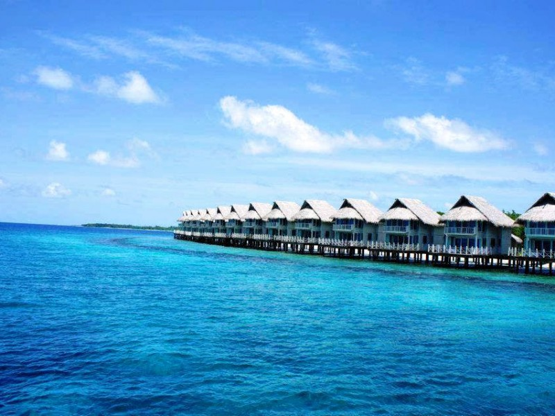 Alidhoo Island Resort Maldives
