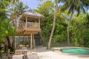 2 Bedroom Crusoe Villa with Pool, Soneva Fushi