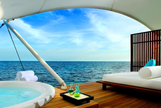 AWAY Spa, W Retreat & Spa - Maldives
