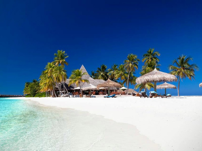 Veligandu island resort maldives for Abundant life beauty salon