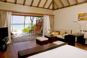 Beach Villa, Veligandu Island Resort