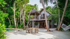 Crusoe Villa with Pool, Soneva Fushi